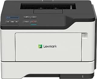 Lexmark 36S0200 MS421dn Compact Laser Printer, Monochrome, Networking, Duplex Printing