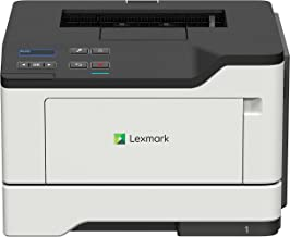 Lexmark 36S0200 MS421dn Compact Laser Printer, Monochrome, Networking, Duplex Printing,Grey