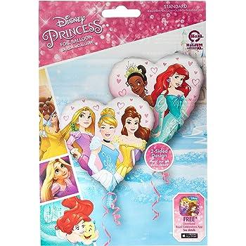 passe t/ête Taille Unique Princesse Disney Silhouette En Carton Pr/éd/écoup/ée G/éante