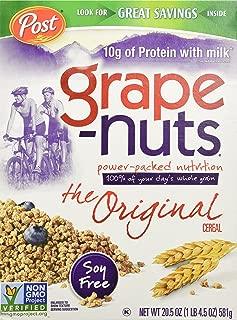 Grapes Nut, 20.5 Ounce