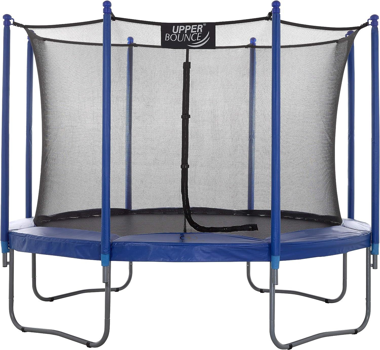 毎日がバーゲンセール Upper Bounce Enclosed Trampoline with System – Safety Outdoo Net 在庫あり