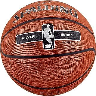 NBA Silver Serie All S O/D Sz5 Rbr Bball