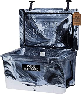 Rigid Series 45QT Camo Tornado Cold Bastard ICE Chest Cooler Free Accessories Free S&H