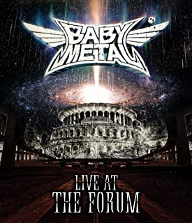 【Amazon.co.jp限定】LIVE AT THE FORUM[Blu-ray](早期予約特典:「LIVE AT THE FORUM」B3ポスター※2020/4/5までのご...