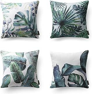Best leaf green throw pillows Reviews