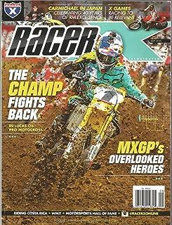 racer x magazine