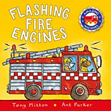 Amazing Machines: Flashing Fire Engines: Amazing Machines 2