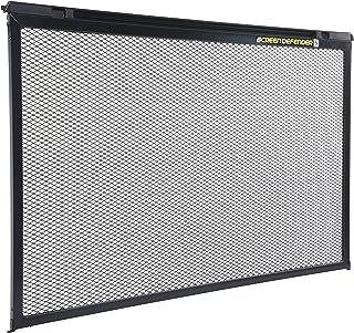 Lippert Components Screen Defender RV Entry Door Aluminum Screen Protector, 24-inch