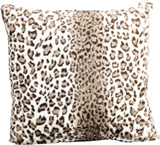 Kissen Kissenhülle Dekokissen im Tierfelldesign Leopard Größe wählbar!