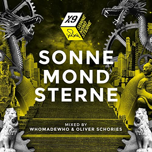 Sonne Mond Sterne X9 (Mixed by Tomas Barfod of WhoMadeWho & Oliver Schories)