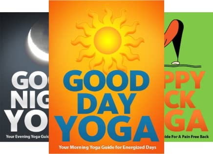 Just Do Yoga (8 book series) Kindle Edition