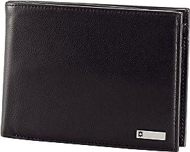 Victorinox Men's Altius 3.0 Innsbruck Leather Deluxe Bi-Fold Organizer With European Id Window and Coin Pocket