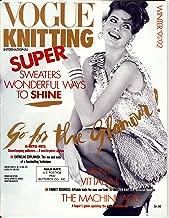 Vogue Knitting International Winter '91-'92 (Super Sweaters Wonderful Ways to Shine, Volume 10, Number 2)
