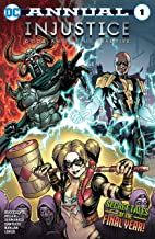 Injustice: Gods Among Us: Year Five (2016): Annual #1 (Injustice: Gods Among Us (2013-2016))