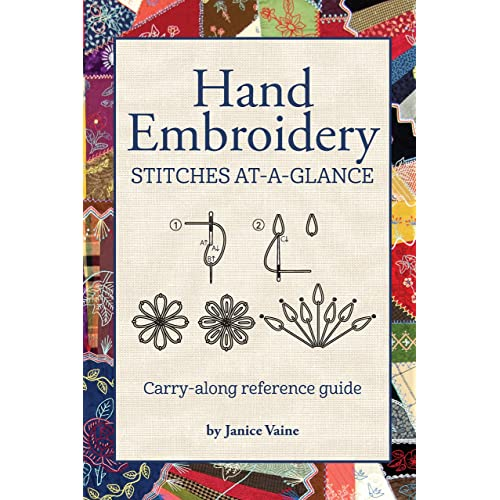 Hand Embroidery Amazon Com
