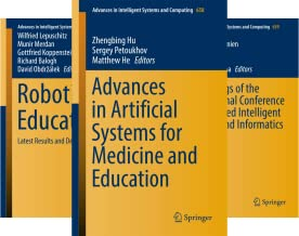 Advances in Intelligent Systems and Computing (101-150) (50 Book Series)