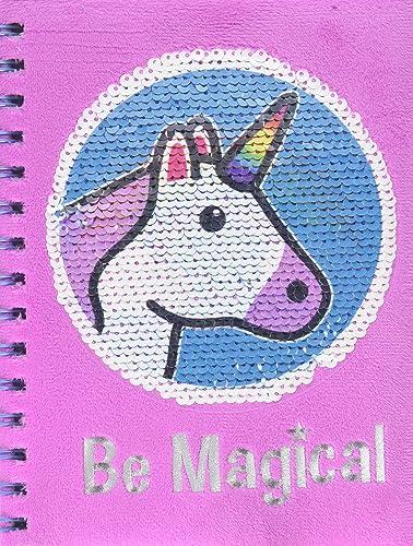 3C4g Unicorn Magic Sequins Journal (36046)