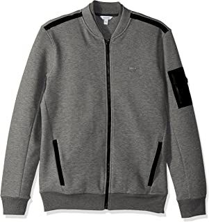 Calvin Klein Men's Lightweight Zip Up Weekend Layer Sweater
