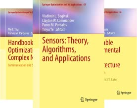 Springer Optimization and Its Applications (51-100) (50 Book Series)