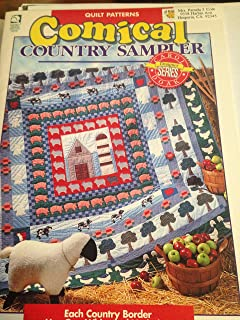Comical Country Sampler Quilt Patterns