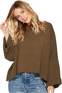 Free People - I Can't Wait Pullover