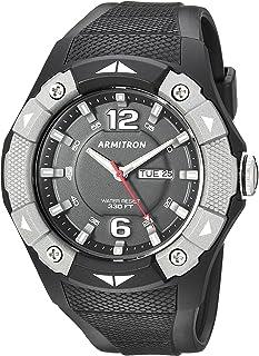 Armitron Sport Men's Day/Date Function Resin Strap Watch