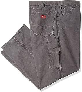 Men's Relaxed Fit Straight-Leg Duck Carpenter Jean Big