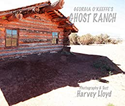 Georgia O'Keeffe's GHOST RANCH