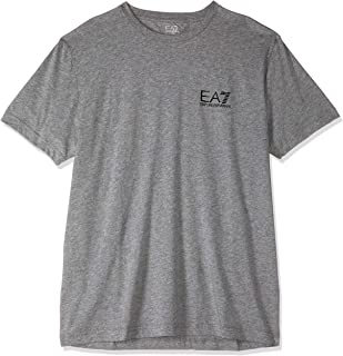 EA7 Emporio Armani Men's Short Sleeve Crew Neck T-Shirt