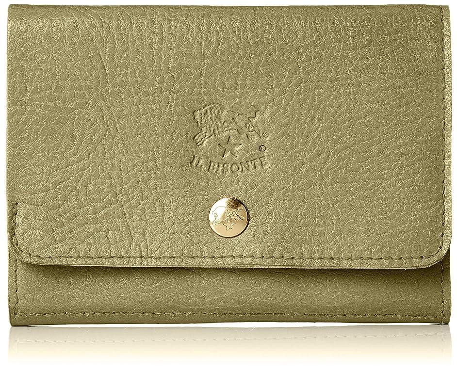 囲いコマース中間[イル ビゾンテ] 二つ折り財布 C0522 Original Leather 並行輸入品 B07MVHQW9K [並行輸入品]