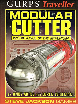 Gurps Traveller Modular Cutter: Workhorse of the Imperium