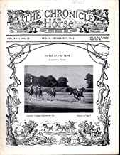 The Chronicle of the Horse: Volume XXVI, No.15: December 7, 1962