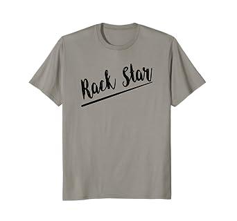 Rack Star N Roll Fun Billiards T Shirt
