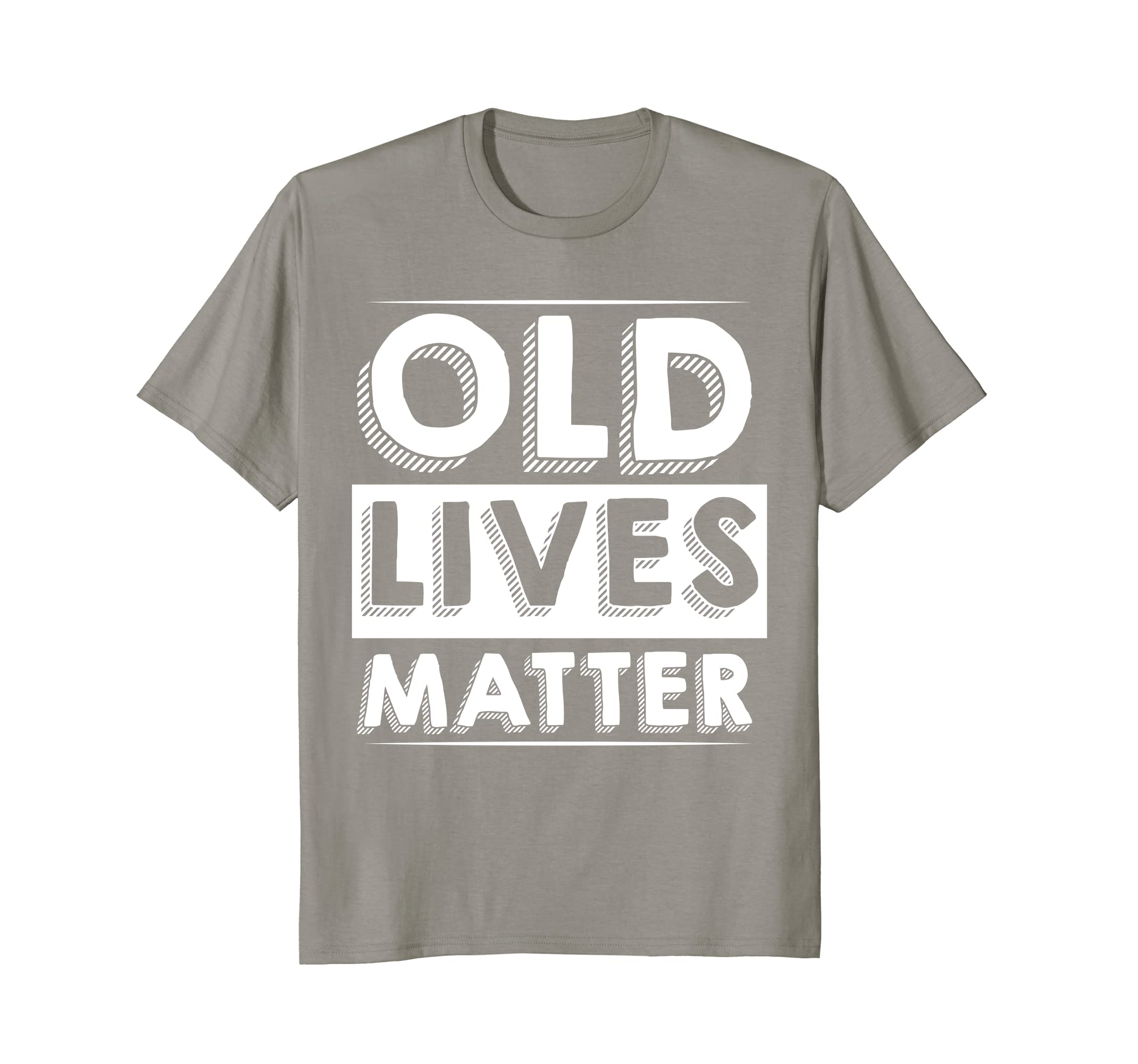 6233a25bd Mens 60th Birthday Old Lives Matter Men Dad Gag T-shirt-alottee gift ...