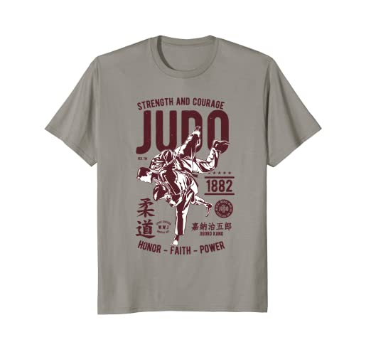 87bd781a987 Image Unavailable. Image not available for. Color  JUDO T-shirt