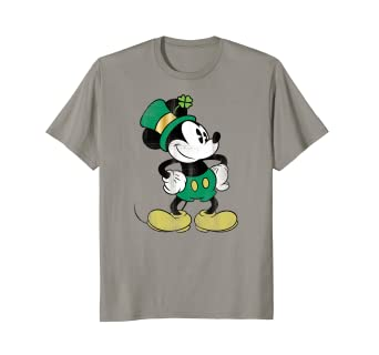 b65e3764b Image Unavailable. Image not available for. Color: Disney Mickey Mouse  green day T Shirt