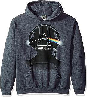 Liquid Blue Men's Pink Floyd Dark Side Beats Hoodie