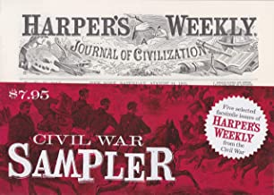 Civil War Sampler: Five Selected Facsimile Issues of Harper's Weekly from the Civil War