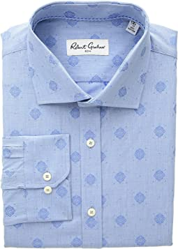 Kit - Medallion Dress Shirt