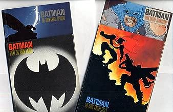 Batman Books 1-4. The Dark Knight Returns, Dark Knight Triumphant, Hunt the Dark Knight, The Dark Knight Falls (DC Comics)