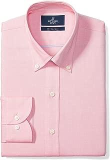 Amazon Brand - BUTTONED DOWN Men's Slim Fit Button-Collar...