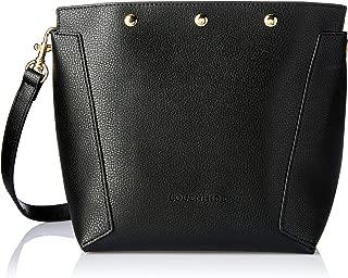 Louenhide Australia 8304Bk Sussex Crossbody Bag, Black
