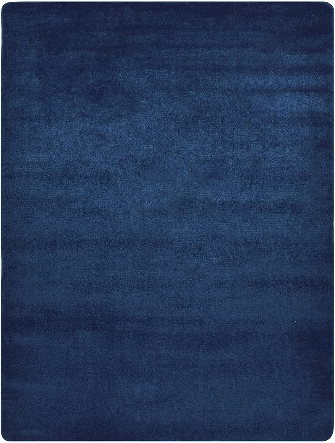 Euro Cash special price Collection New Orleans Mall Solid Color Area Rug Slip Resistant Skid Rugs Ru