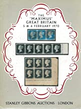 The Maximus Collection of Great Britain, Specialized Stamp Auction Catalog, Stanley Gibbons, London, Sale #5076-5077, Feb. 5-6, 1970