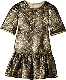 Dolce & Gabbana Kids - Floral Dress (Toddler/Little Kids)