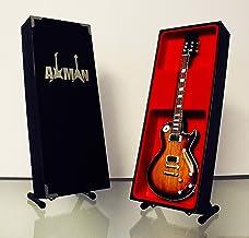 Réplica de guitarra en miniatura de Slash (Guns N' Roses)