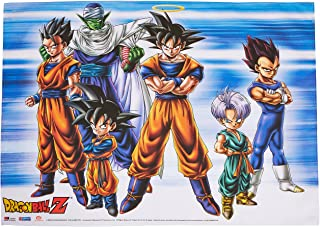 Great Eastern Dragon Ball Z Group Fabric Poster