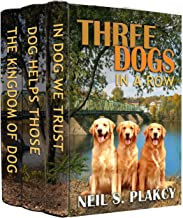 Three Dogs in a Row (Cozy Dog Mysteries, Books 1-3 in the Golden Retriever Mystery series): Volume 1 (Golden Retriever Mys...
