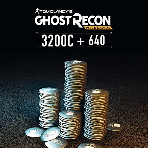 Tom Clancy's Ghost Recon Wildlands - 3840 GR Credits Pack [PC Code - Uplay]