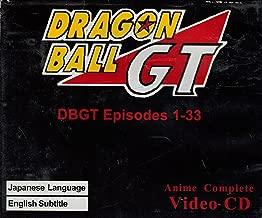 DragonBall GT (DBGT Episodes 1-33)
